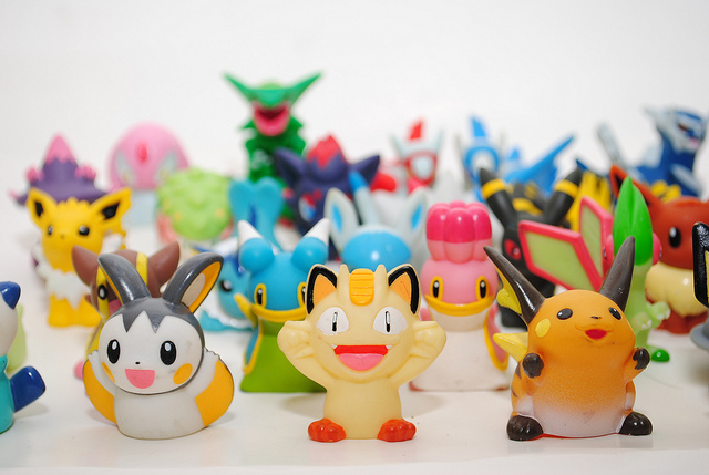 """Gible Toy: The """"Pokemon Go"""" Method Of Investing"""