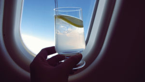 Airline drink