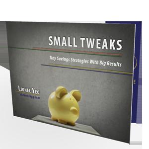 Small Tweaks cover