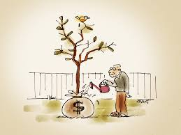 retirement tree