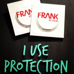 I use protection