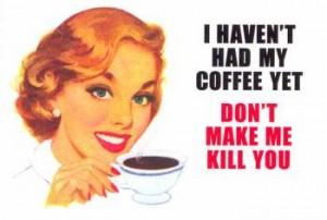 coffeekill