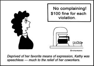 complaint joke