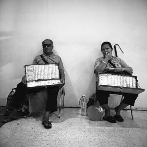 lottery sellers