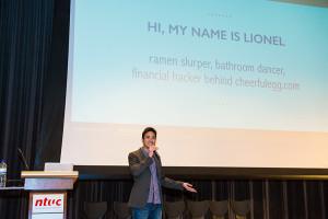 lionel speaking 3