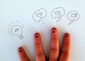 idea fingers